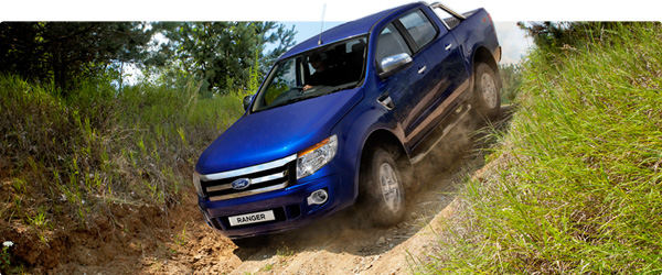 ford ranger better braking
