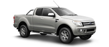 2012 ford ranger open extra cab hi-rider pickup truck now available at Jim Autos Thailand