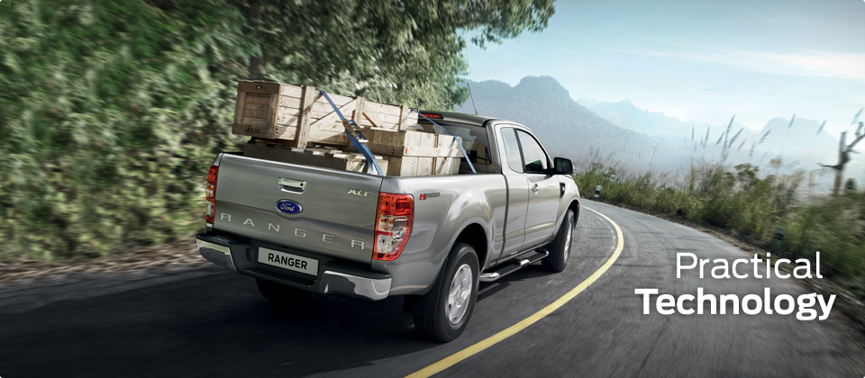 2012 ford ranger practical technology
