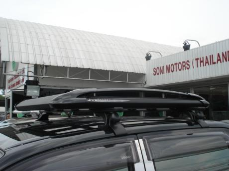 cs550 roof rack in black