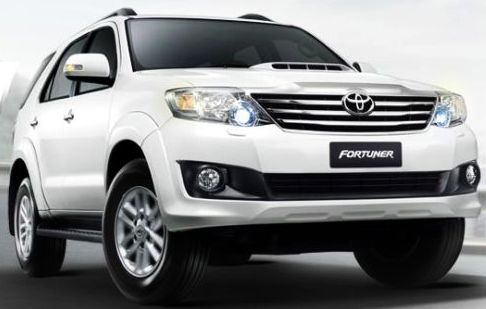 2015 2016 2013 Toyota Fortuner available now at Jim Autos Thailand
