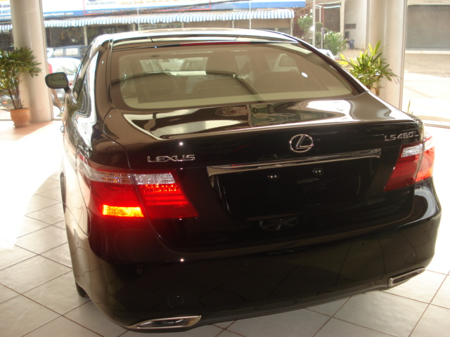 Soni is Asia's largest exporter of Left Hand Drive Lexus