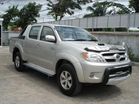 new Toyota Hilux Vigo Double Cab at Thailand's top Toyota Hilux Vigo</a>dealer Jim Autos Thailand