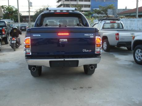 new Toyota Hilux Vigo Double Cab with Superlid at Thailand's top Toyota Hilux Vigo</a>dealer Jim Autos Thailand